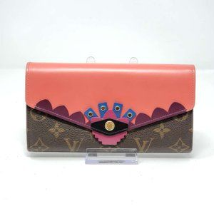 Louis Vuitton Sarah Limited Edition Bifold Wallet